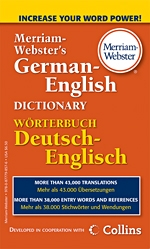 Merriam-Webster's German-English Dictionary-0
