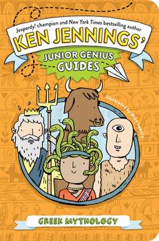 Greek Mythology (Ken Jennings Junior Genius Guides)-0