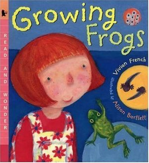 Growing Frogs (Read and Wonder)-0