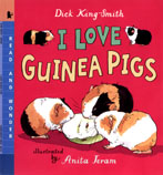 I Love Guinea-Pigs (Read and Wonder)-0
