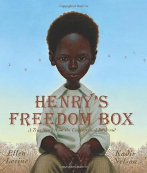 Henry's Freedom Box: A True Story from the Underground Railroad-0
