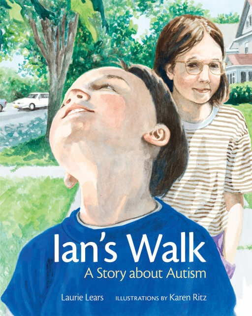 Ian's Walk: A Story about Autism-0