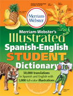 Merriam-Webster's Illustrated Spanish-English Student Dictionary-0