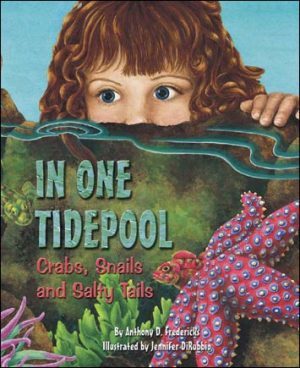 In One Tidepool: Crabs, Snails and Salty Tails-0