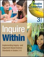 Inquire Within: Implementing Inquiry- and Argument-Based Science Standards in Grades 3-8, Third Edition-0