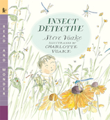 Insect Detective (Read and Wonder)-0