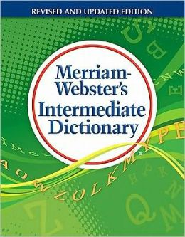 Merriam-Webster's Intermediate Dictionary-0
