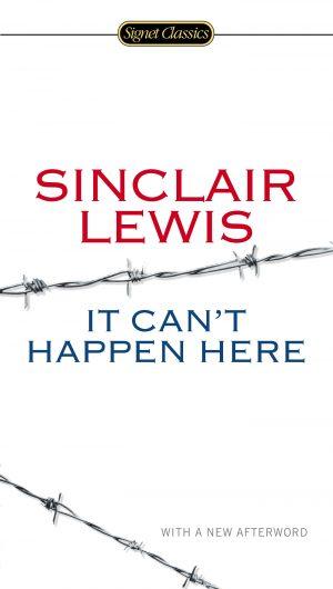 It Can't Happen Here (Signet Classics)-0