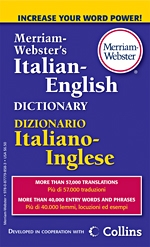 Merriam-Webster's Italian-English Dictionary-0