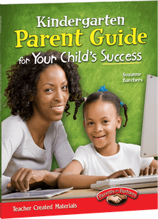 Kindergarten Parent Guide for Your Child's Success-0