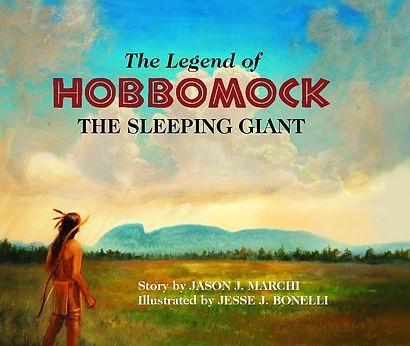 The Legend of Hobbomock: The Sleeping Giant-0