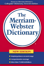 The Merriam-Webster Dictionary-0