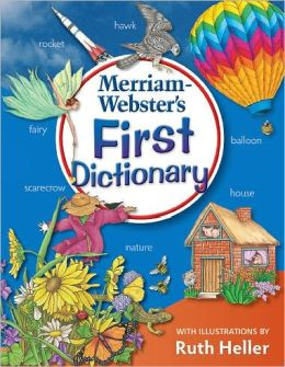 Merriam-Webster's First Dictionary-0