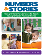 Numbers & Stories: Using Children's Literature to Teach Young Children Number Sense-0