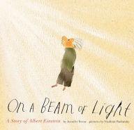 On a Beam of Light: A Story of Albert Einstein-0