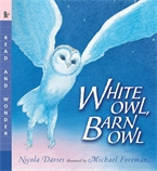 White Owl, Barn Owl (Read and Wonder)-0