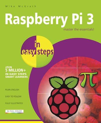 Raspberry Pi 3 in easy steps-0