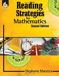 Reading Strategies for Mathematics, Second Edition-0
