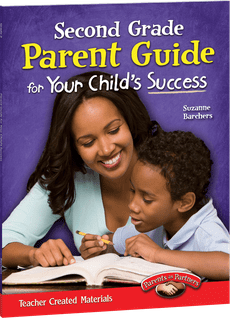 Second Grade Parent Guide for Your Child's Success-0