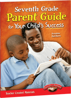 Seventh Grade Parent Guide for Your Child's Success-0