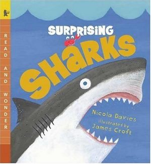 Surprising Sharks (Read and Wonder Series)-0