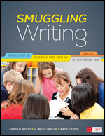 Smuggling Writing: Strategies That Get Students to Write Every Day, in Every Content Area, Grades 3-12 -0