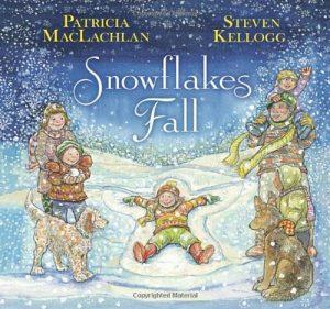 Snowflakes Fall-0