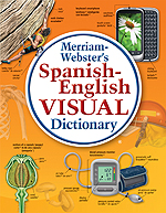 Merriam-Webster's Spanish-English Visual Dictionary-0