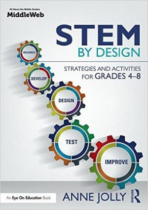 STEM by Design: Strategies and Activities for Grades 4-8-0