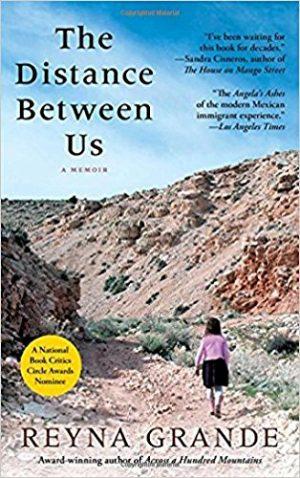 The Distance Between Us: A Memoir-0
