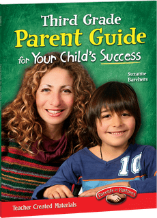 Third Grade Parent Guide for Your Child's Success-0