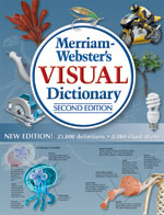Merriam-Webster's Visual Dictionary, 2nd Edition-0