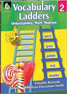 Vocabulary Ladders: Understanding Word Nuances, Level 2-0