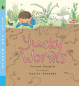 Yucky Worms (Read and Wonder)-0